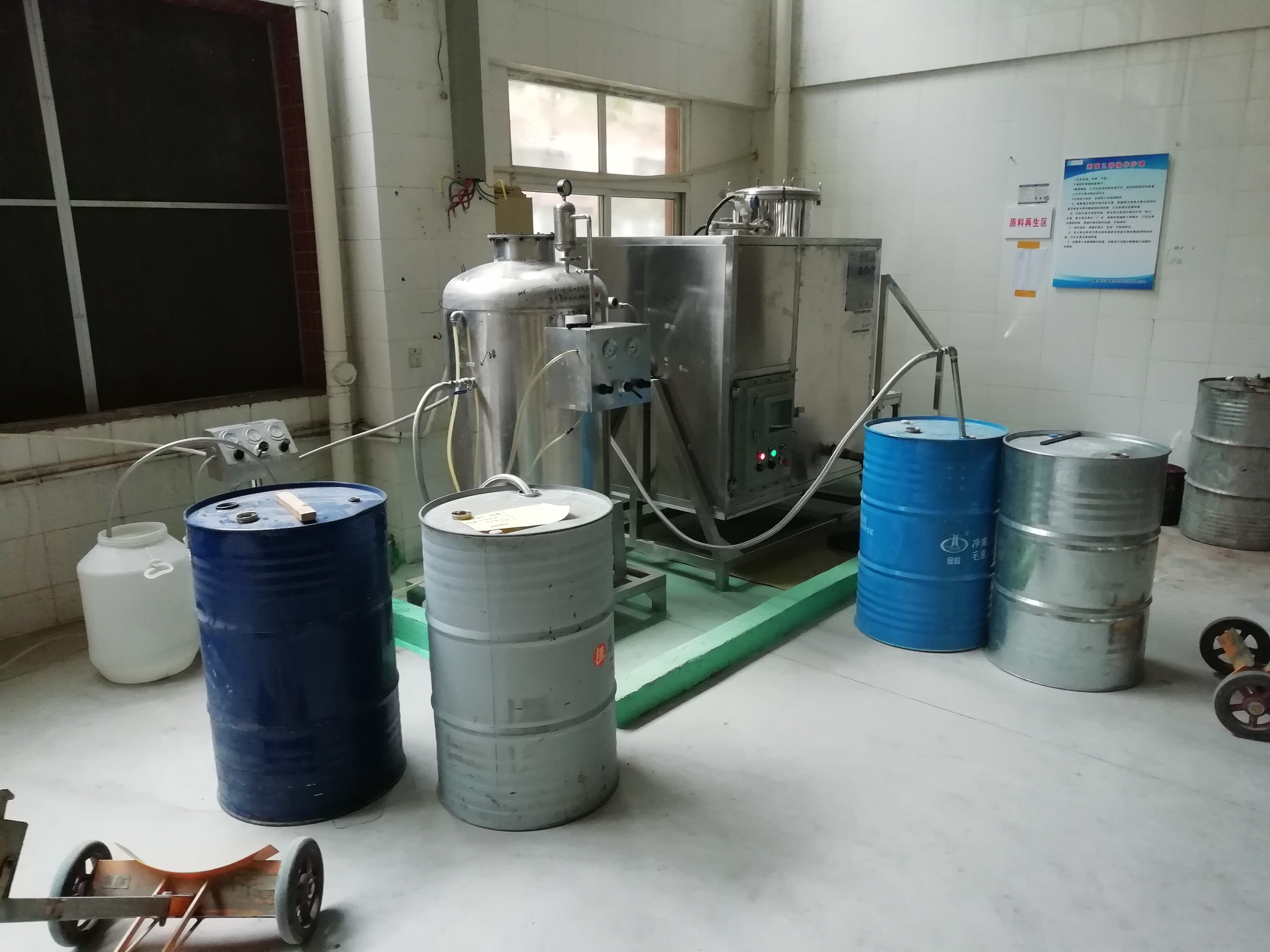 溶剂回收机,漆渣烘干减量处理设备,喷漆涂装循环废水处理,印刷废水处理